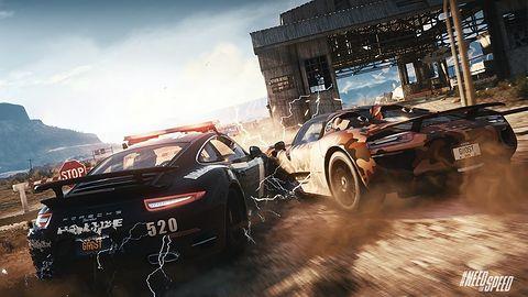 Wieści z EA: zwolnienia w Ghost Games, produkcja NFS wstrzymana i... policyjny Battlefield?