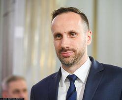 Wiceminister Janusz Kowalski ostro o sędziach Sądu Najwyższego
