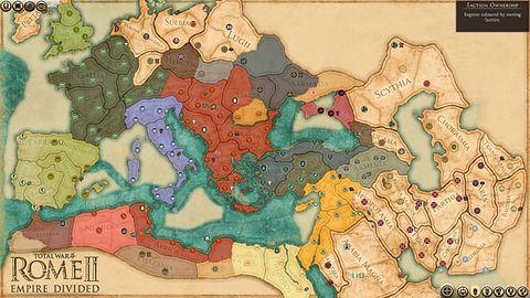 Total War Rome 2 dostanie nową kampanię. Oficjalną