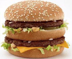 Wpadka McDonald's. Na ich stronie znaleźli zdjęcia kanapek bez retuszu