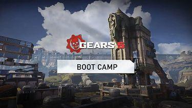 Gears 5 i boot camp, który pozwoli na dopracowanie zabójczych technik