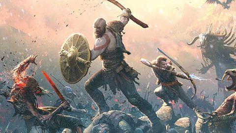 Chłopcze, God of War to najwyżej oceniana produkcja na wyłączność PlayStation 4