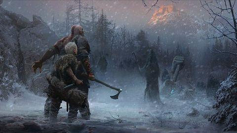 Twórca nowego God of Wara porównuje go do Fify