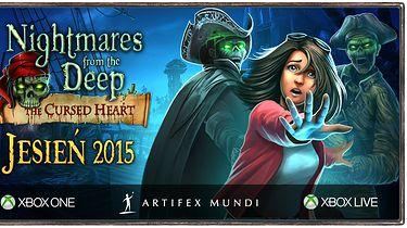 Polskie Artifex Mundi przeniesie Nightmares from the Deep: The Cursed Heart na Xboksa One