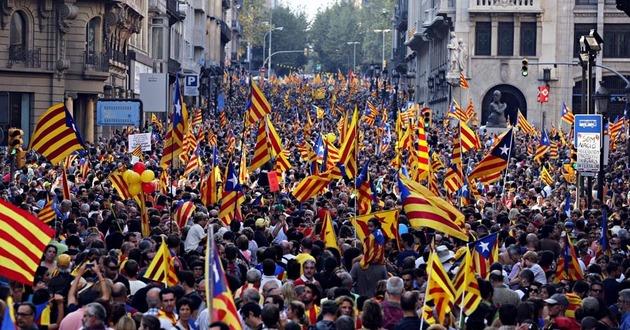 Katalonia stanowi jedną piątą hiszpańskiej gospodarki.