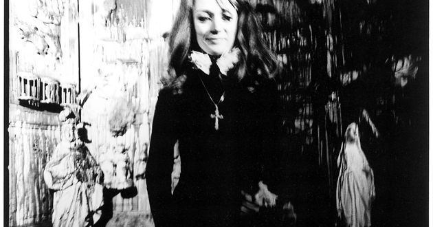 Niki de Saint Phalle na zdjęciu z 1970 roku