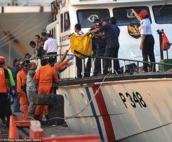 Katastrofa samolotu koło Dżakarty. Wyłowiono ciała