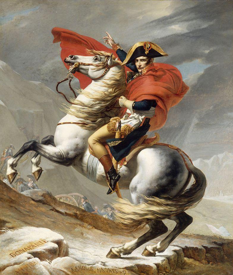 Napoleon Bonaparte, komandor wojskowy, Pierwszy Konsul Republiki Francuskiej (1769-1821)