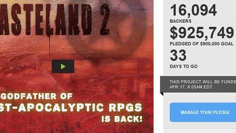 Wasteland 2 powstanie - gracze ofiarowali wymaganą sumę