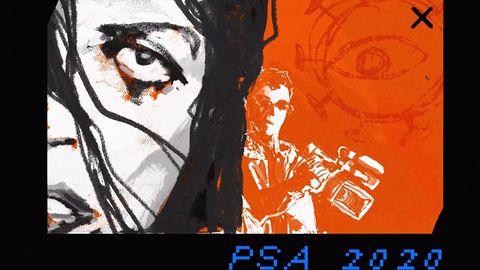 Surrealistyczna wyprawa w głąb telewizora CRT z PSA 2020