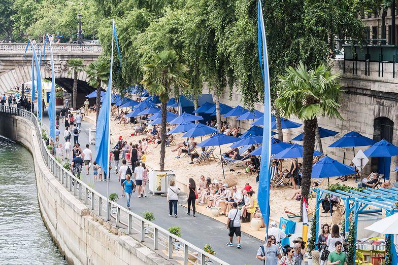 Francuska lewica chce bojkotować piasek