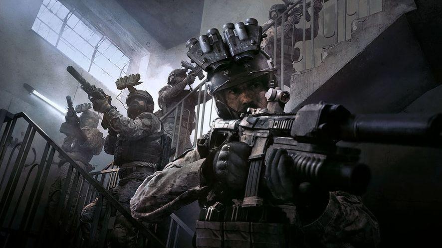 Sprzedaż nowego Modern Warfare zakazana w Rosji