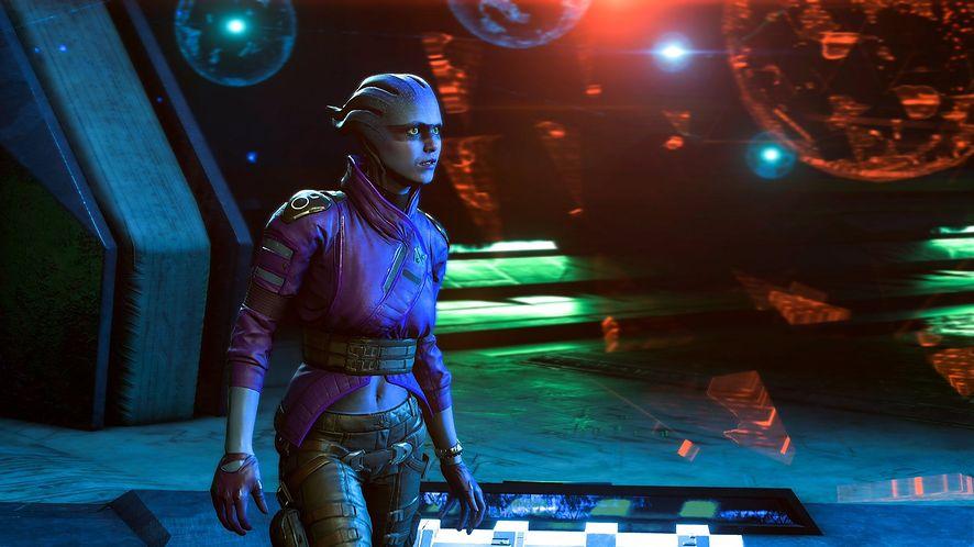 Pierwszy gameplay Mass Effect: Andromeda bardziej służy jako demko technologiczne niż generator hype'u