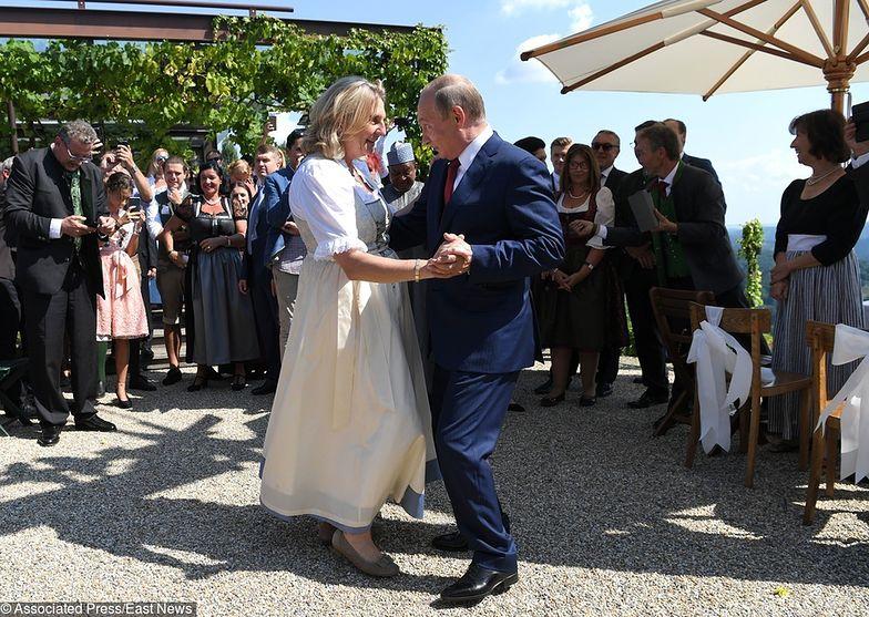 O ślubie austriackiej minister mówi cała Europa