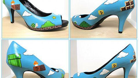 Krótka piłka: jedyne buty, których potrzebuje kobieta