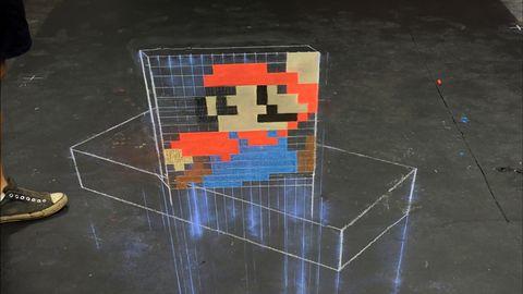 Krótka piłka: Mario przeniesiony w 3D