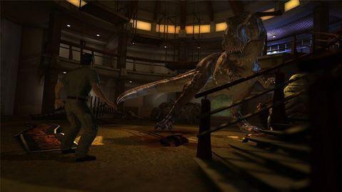 Kulisy Jurassic Park