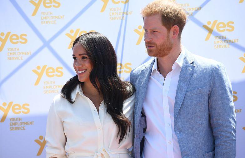 """Książę Harry i Meghan Markle pozywają gazetę """"Mail on Sunday"""""""