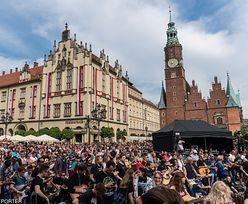Gitarowy Rekord Guinessa we Wrocławiu. Pobito zeszłoroczny rekord