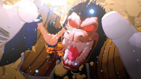 Dragon Ball Z: Kakarot z siedmioma dużymi regionami