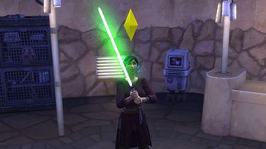 The Sims 4 Star Wars. Moja (zbyt) krótka wyprawa na Batuu [RECENZJA]