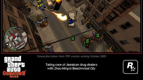 Galeria: GTA: Chinatown Wars