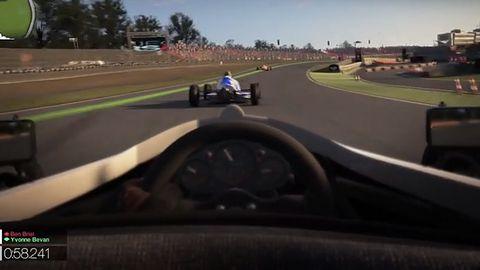 Tak wygląda rozgrywka z Project Cars w wersji na PS4