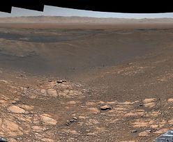 Takiego zdjęcia Marsa NASA jeszcze nie miała. Jakby się tam było
