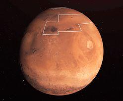 NASA znalazła wodę na Marsie zaledwie kilka centymetrów pod powierzchnią. Naukowcy w szoku