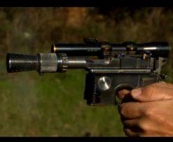 """Odtworzyli blaster z """"Gwiezdnych wojen"""". 6 strzałów w 0,8 sekundy"""