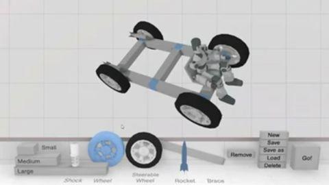 Crashtastic: coś dla tych, którzy z klocków budowali przede wszystkim samochody
