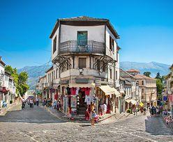 Albańskie miasteczko tysiąca schodów