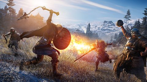 Assassin's Creed Valhalla z fragmentem rozgrywki i datą premiery. W końcu