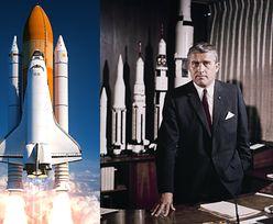 """NASA wykorzysta pomysł nazisty. Kosmiczny """"transformer"""" kluczem do budowy stacji"""
