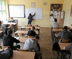Uczniowie wykorzystali chwilę nieuwagi nauczycielki. Policja musiała wkroczyć do szkoły