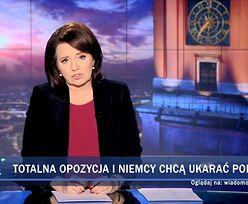 """Rada Języka Polskiego zajęła się """"paskami"""" w """"Wiadomościach"""" TVP. Raport u marszałka Sejmu"""