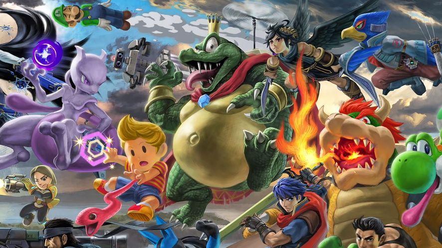 Super Smash Bros. Ultimate sprzedaje się, jak gdyby był największą grą w dziejach mordoklepek