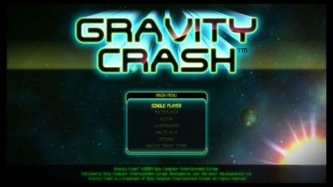 Gravity Crash - recenzja