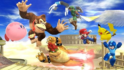 32 miliony Switcha, 12 milionów Super Smash Bros. Ultimate