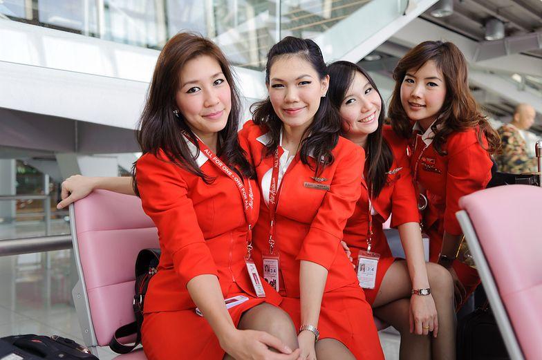 Pod lupę wzięto trzy malezyjskie linie lotnicze: AirAsia, Firefly oraz Malindo Air