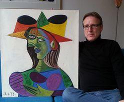 Obraz Picassa odnaleziony po 20 latach. Jest wart majątek