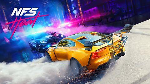 Need for Speed Heat wygląda… przeciętnie