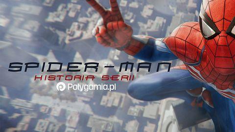 Historia Spider-Mana w grach wideo