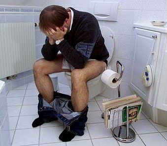 Mężczyzna z chorą prostatą