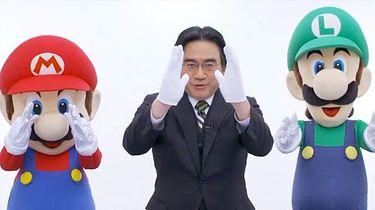 Prezes Nintendo, zdolny producent gier, sympatyczny człowiek i przede wszystkim gracz - wszystkie twarze Satoru Iwaty