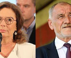 Wybory parlamentarne 2019. Małgorzata Kidawa-Błońska chciała przeprosin od Jana Dudy. Jest reakcja