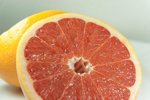 Pomelo, czyli pomarańcza olbrzymia