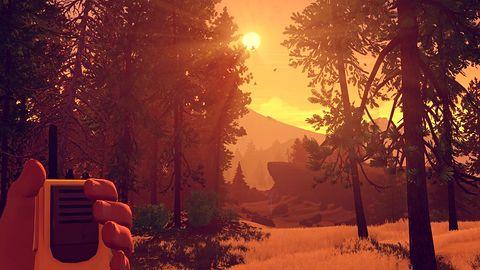 Nie ma to jak weekend w lesie. 17 minut nowej rozgrywki z Firewatch