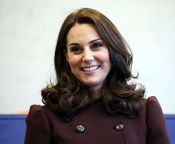 Dlaczego księżna Kate nie zdejmuje płaszcza w miejscach publicznych?