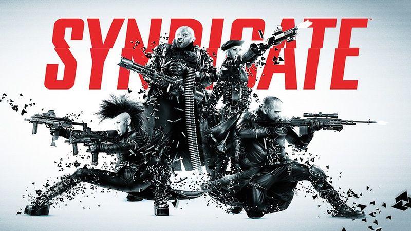 W kalejdoskopie: Syndicate